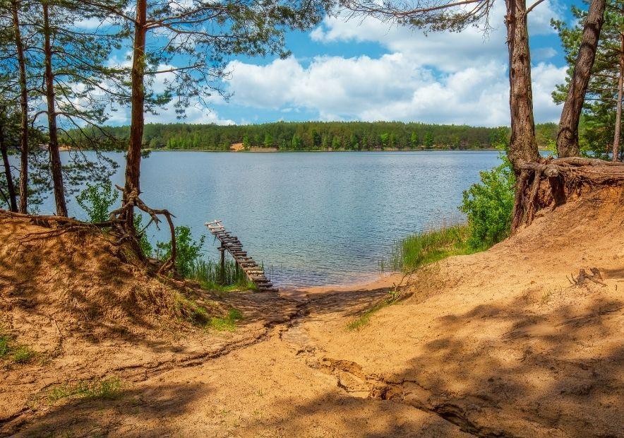 Голубые озера, Черниговская область