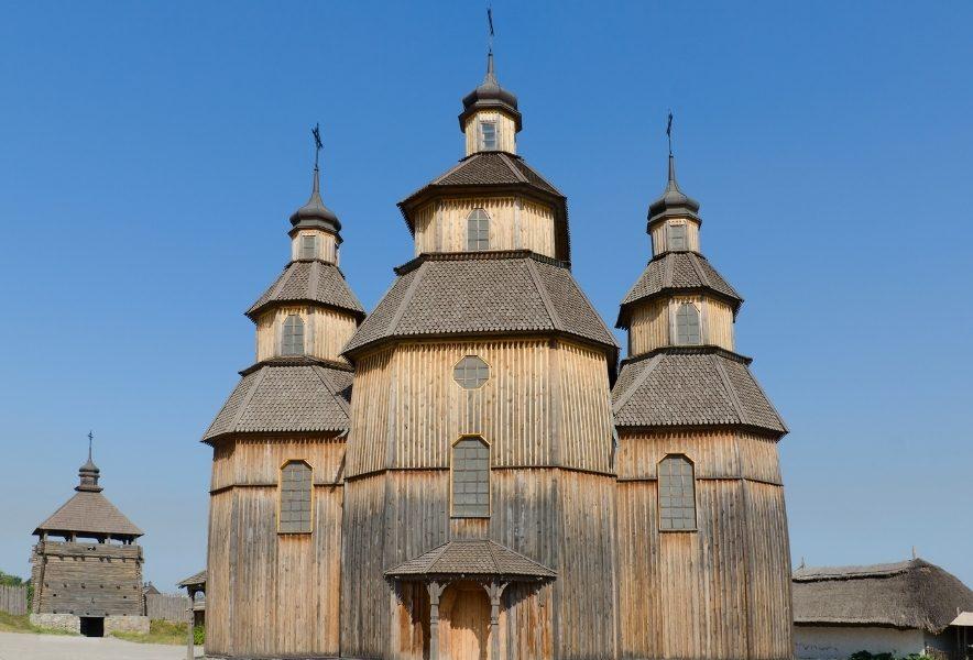 Храм Покрова Богородиці