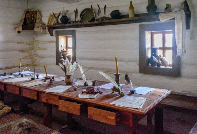 Експонати музею Січі
