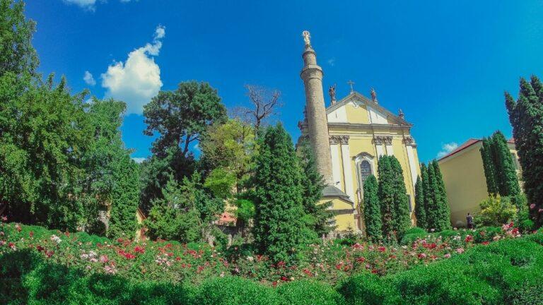 Кафедральный собор Каменец-Подольский