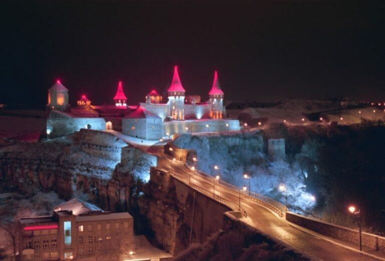 Нічна фортеця