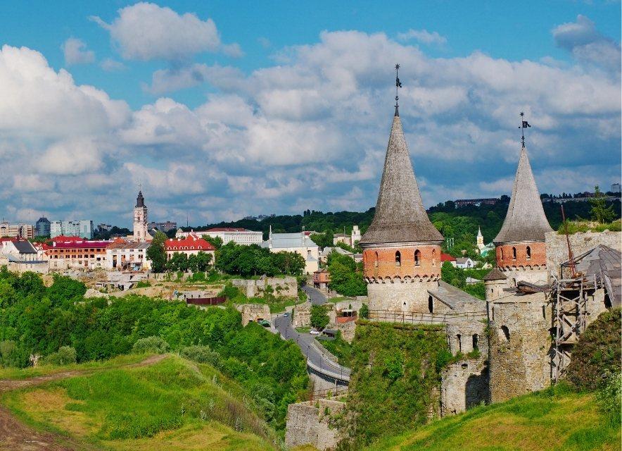 Крепость Каменец