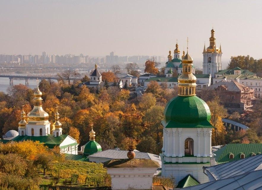 Київ восени