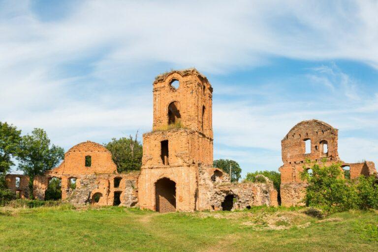 Замок Корец