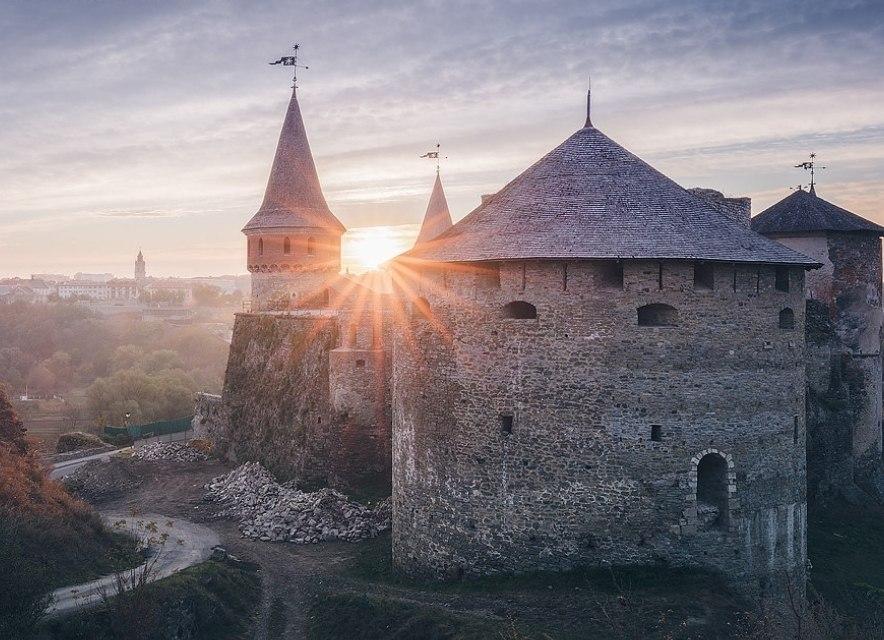 Вежі замку