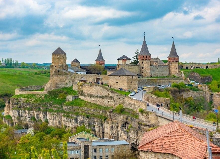 Замок в Кам'янці-Подільскому