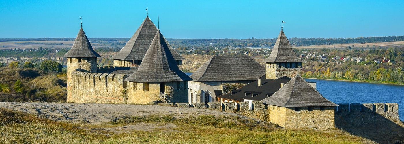 10 замків і фортець України, які варто відвідати