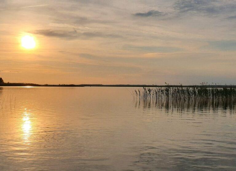 Отпуск на Шацких озерах
