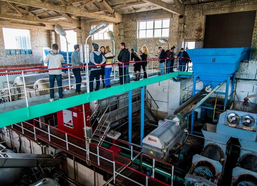 Екскурсії по заводу