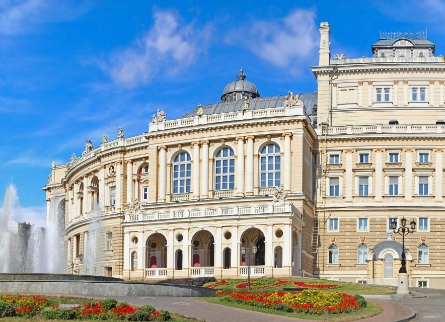 Театр в Одессе