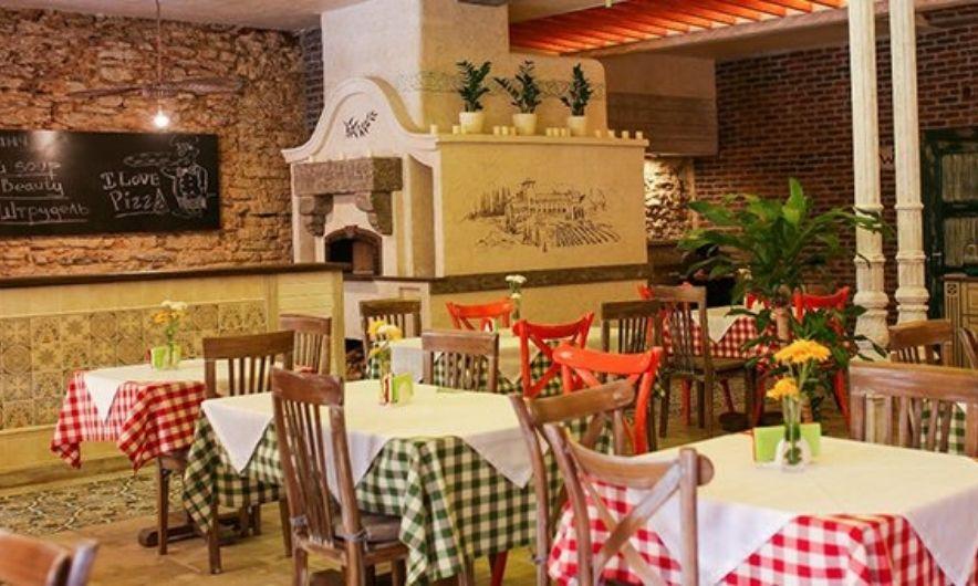 Ресторан Олівія