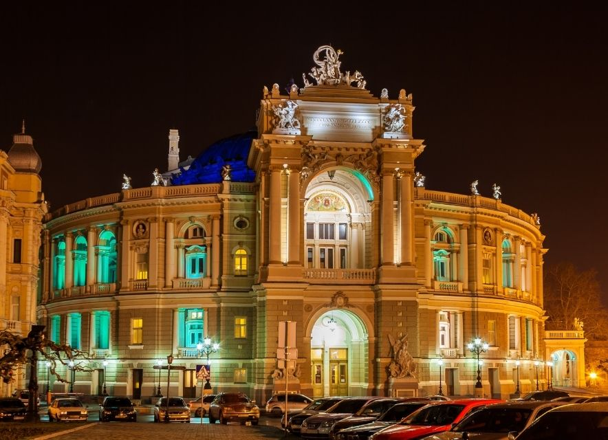 Оперный театр, Одесса