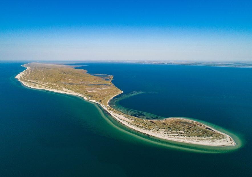 Остров Джарылгач, Херсонская область