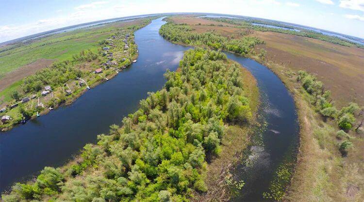 Выход из Чертового колена в реку Спортивная Конка