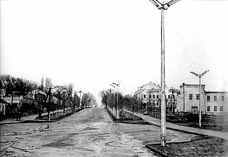 Улицы Херсона
