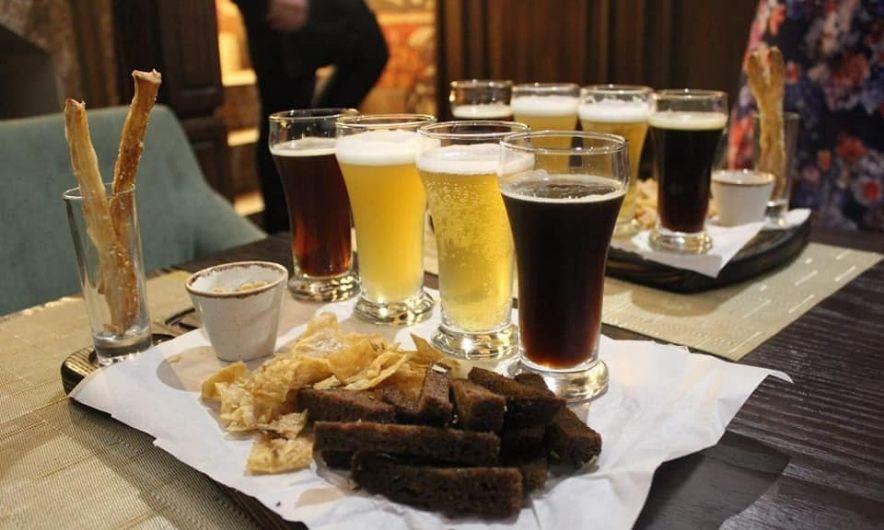 Пиво в тройці