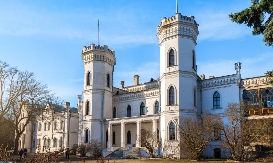 Цитадель Шарівського замку