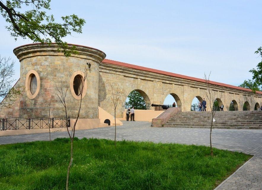 Сторожевая башня в парке Шевченка