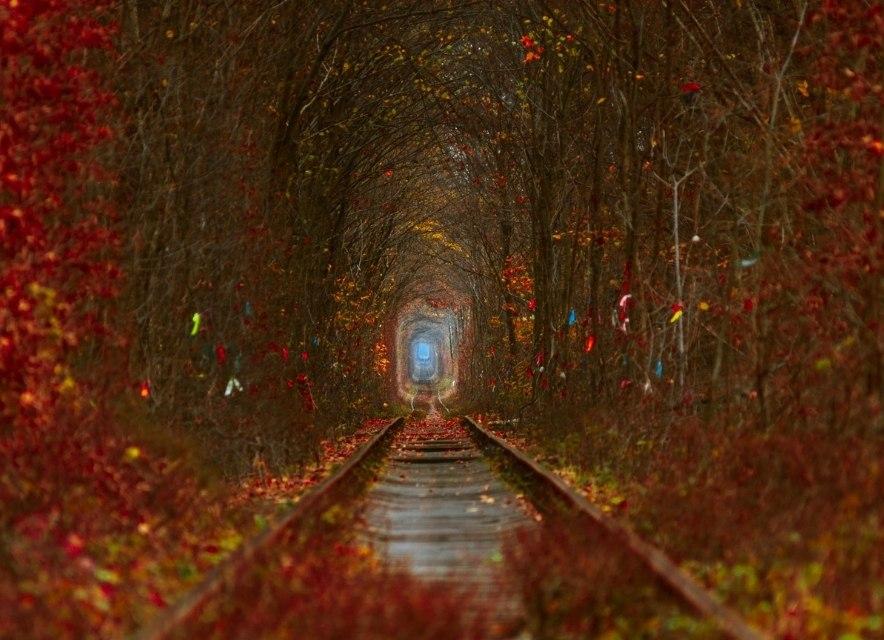 Фантастичний Тунель Любові