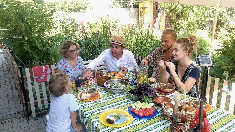 Семейный рецепт юшки