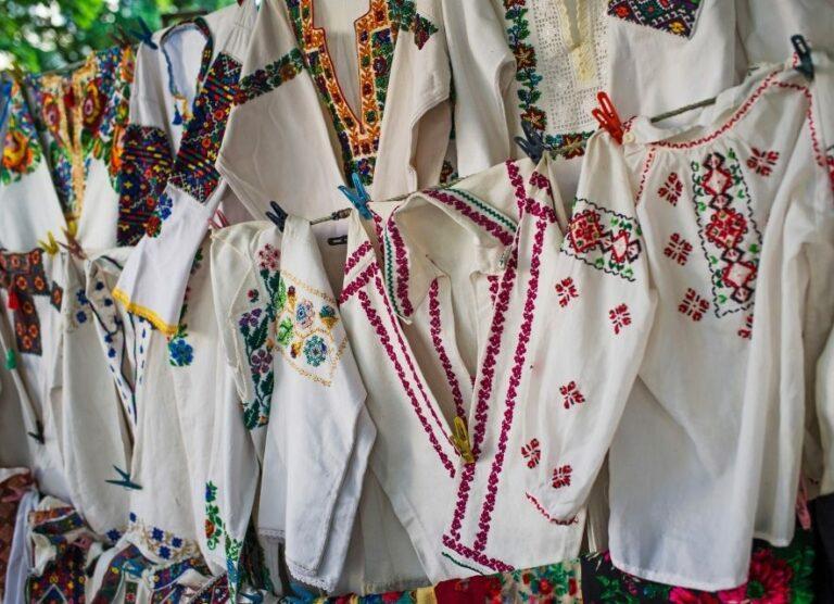 Украинская традиционная одежда