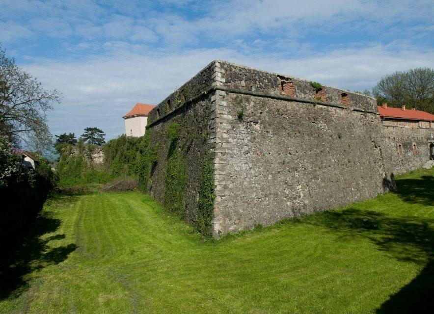 Крепость Ужгорода