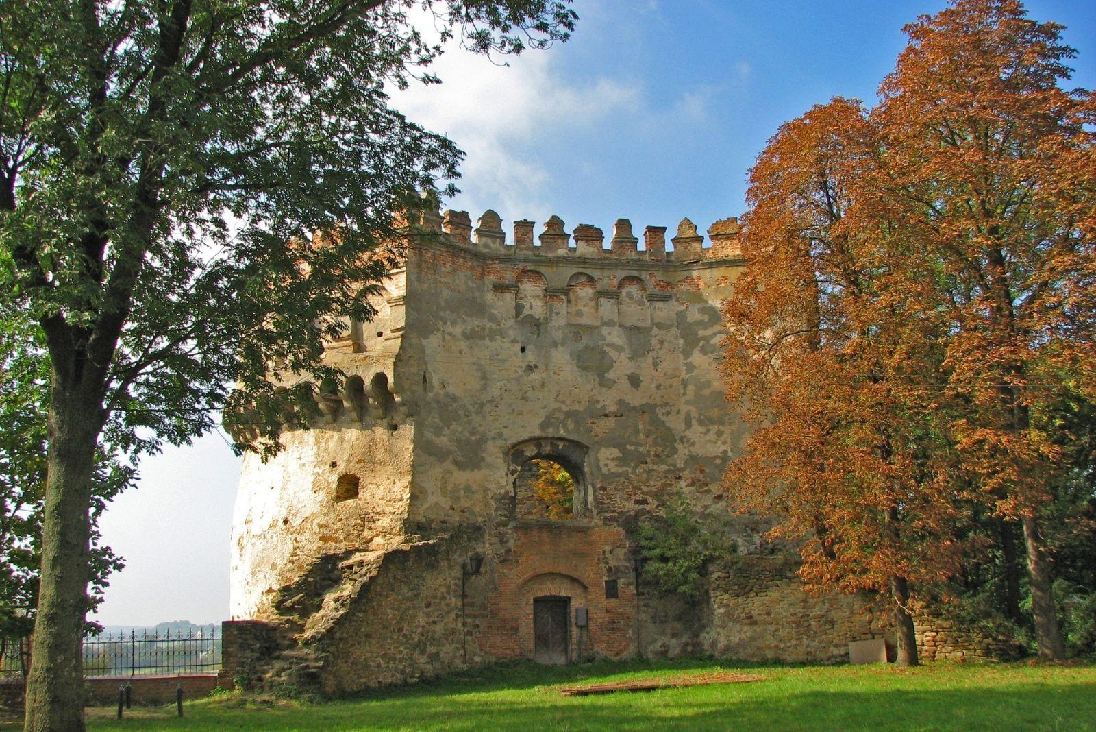 Татары и крепость
