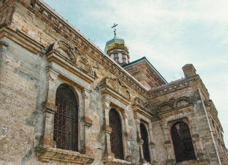 Стара церква на Кінбурні
