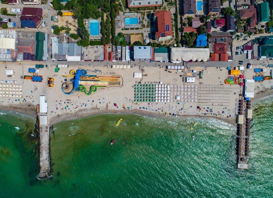 Пляж Залізного Порту