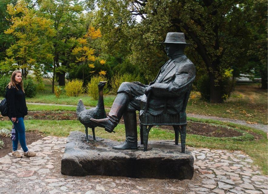 Пам'ятник Фальц-Фейну