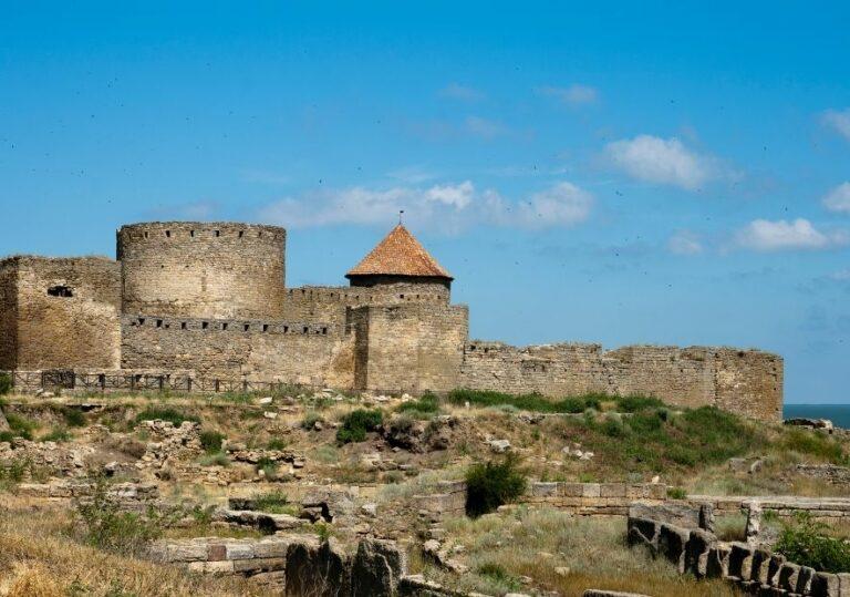 Аккерманская крепость, Одесская область