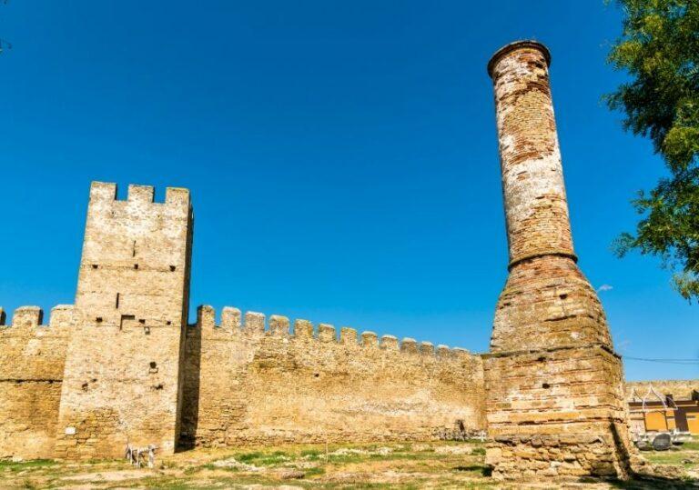 Аккерманская крепость, Украина