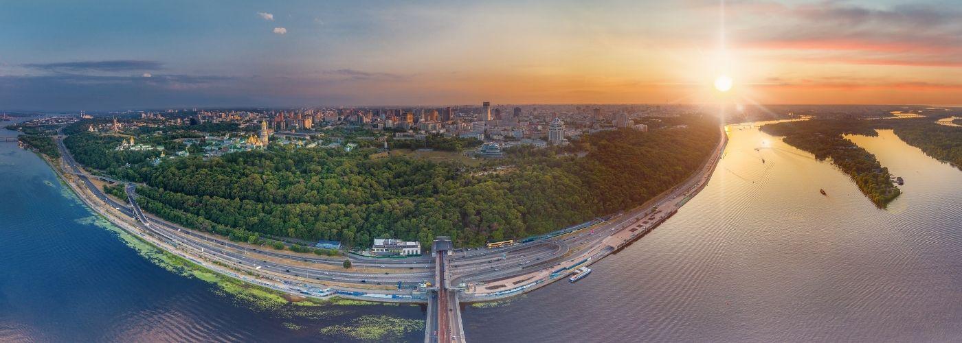 Куда поехать на выходные из Киева?