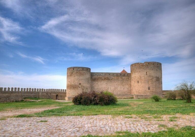 Панорама на Аккерманскую крепость