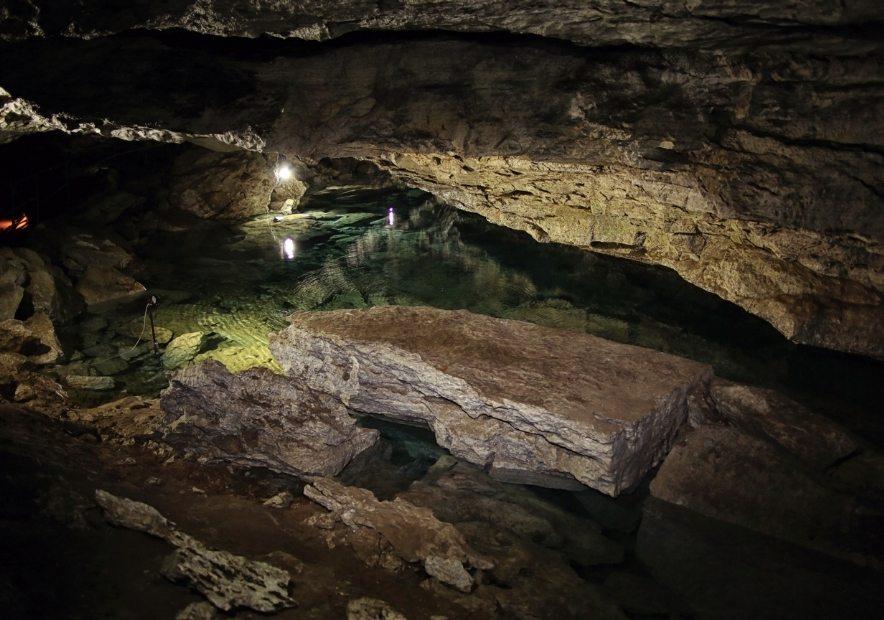 Дозвілля в печері