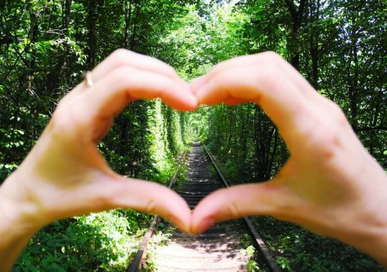 Романтика в тоннеле