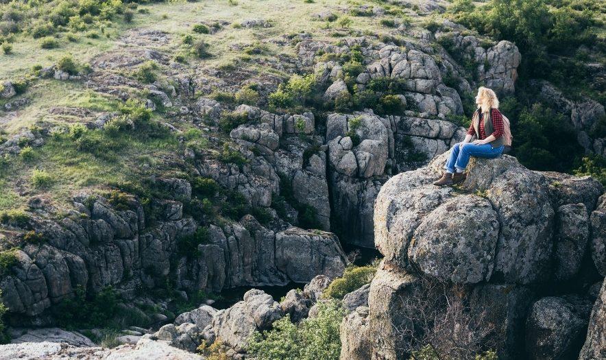 Таинственный Актовский каньон