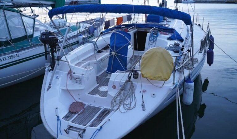 Яхта Бавария