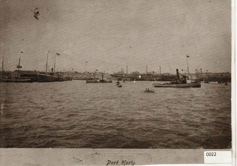 Порт Хорлы