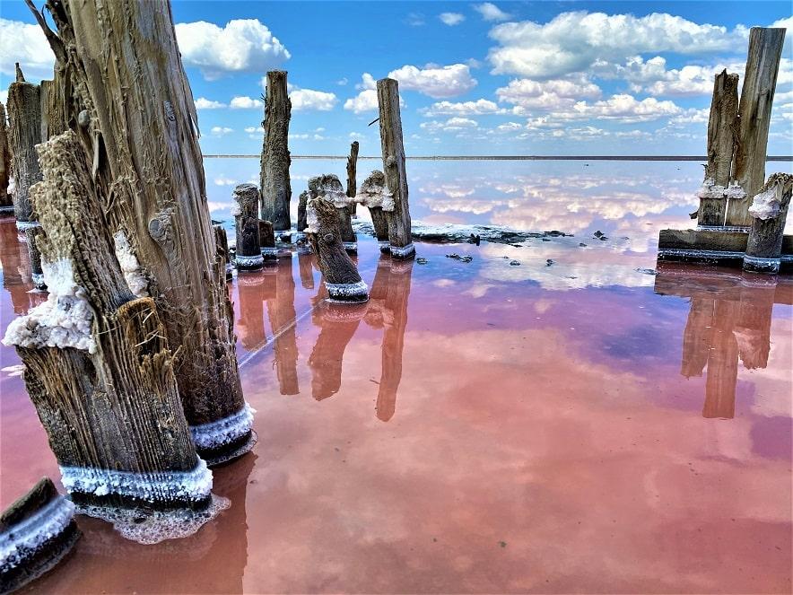 Соль и розовая вода