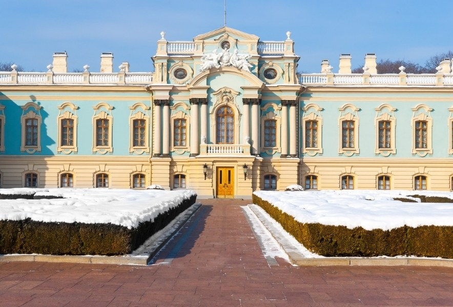 Архитектура Мариинского парка