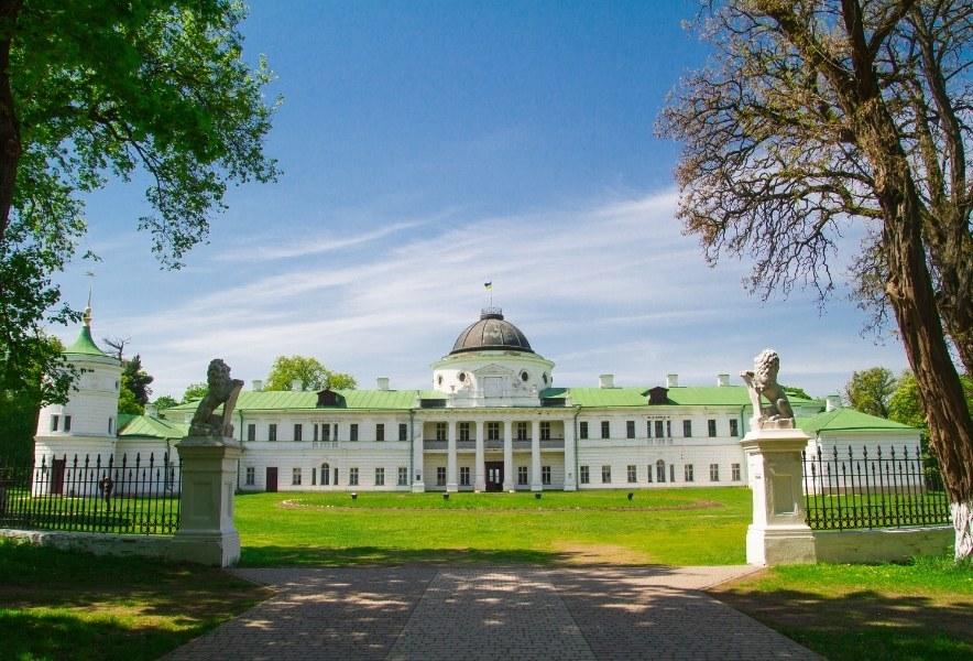 Качановский парковый комплекс