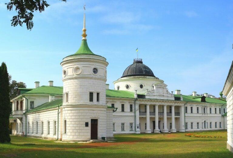 Качановский дворец