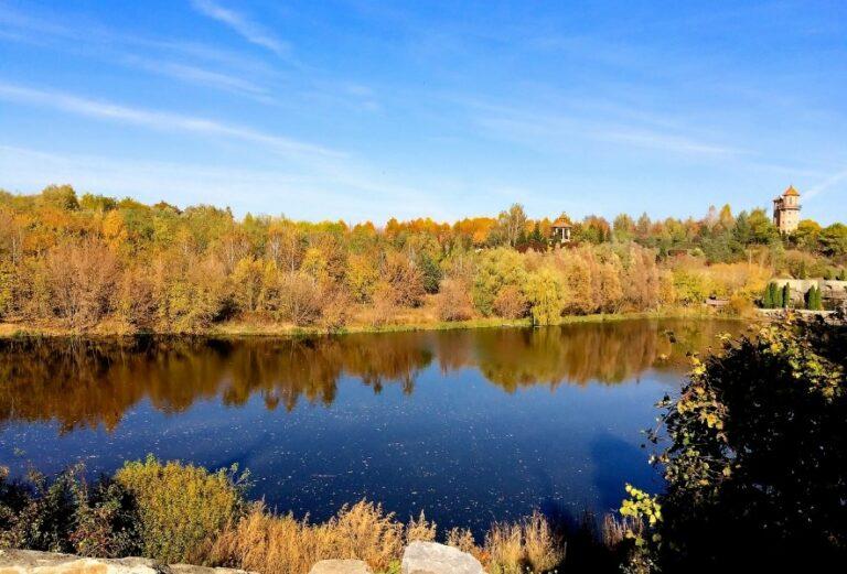 Природа парка Буки