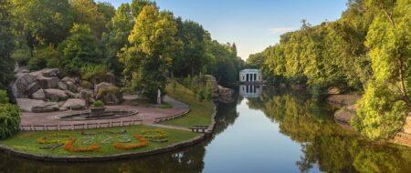 Парки Украины, которые стоит посетить хотя бы раз в жизни