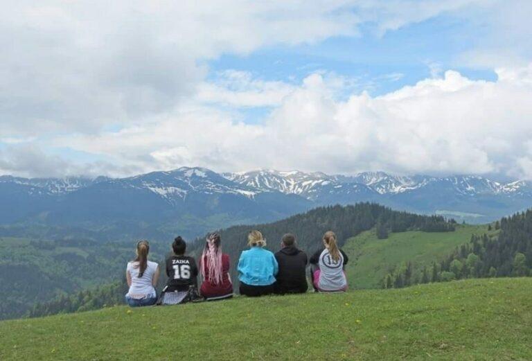 Краєвид на гори
