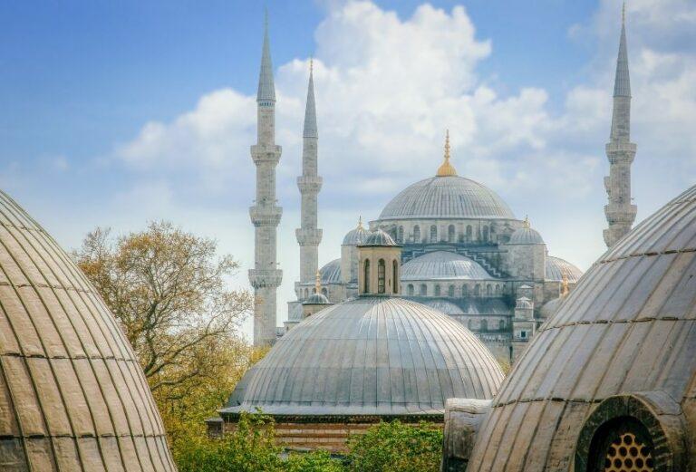 Минареты Стамбула