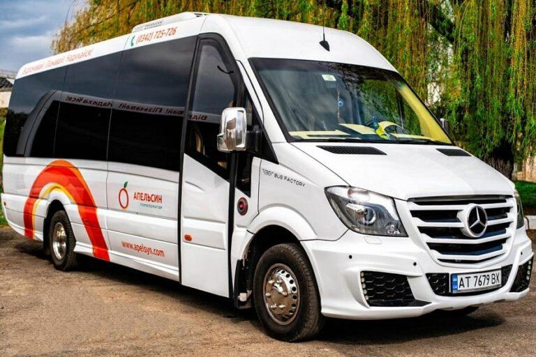 Транспорт для трансферов в Карпатах