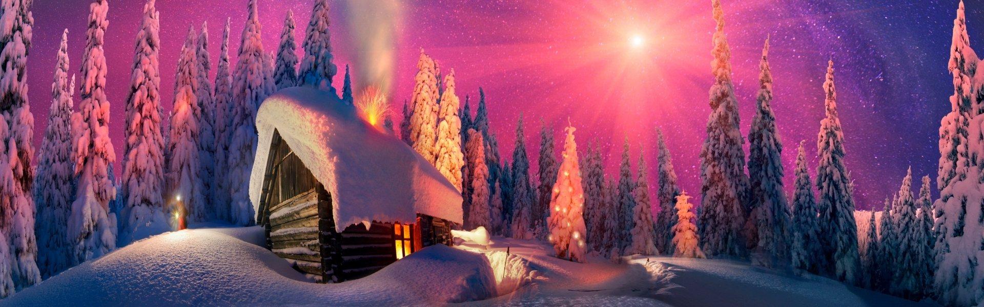 Тур в Карпати на Різдво